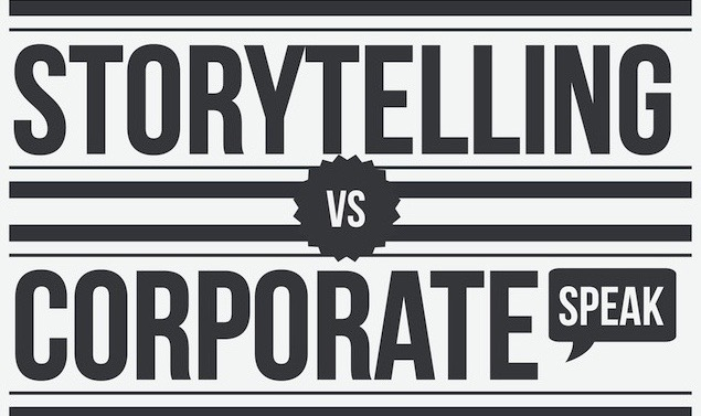 The power of real corporate storytelling for companies