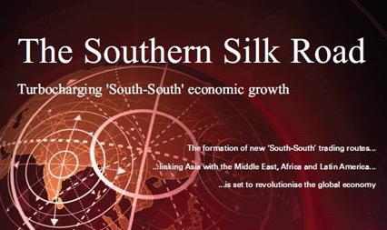 The 'southern Silk Road'. What it means for you and your business now.